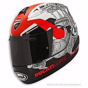 Capacete Arai Rx-7 Gp Ducati Corse