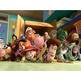 Painel Decorativo Festa Infantil Toy Story [3x1,7m] (mod4)
