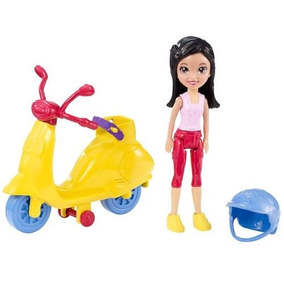Polly Pocket Surtido Munecas Con Es Cuter Crissy