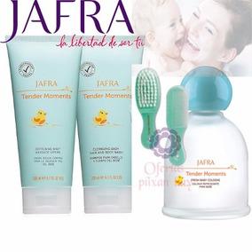 Tender Moments Perfume Para Bebe Crema Y Shampo Envio Gratis