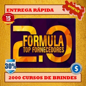 Fórmula Top Fornecedores 2.0+ 2000 Brindes