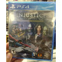 Injustice Gods Among Us Ultimate Edition Ps4 Nuevo Sellado