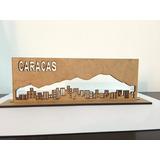 Cuadro Caracas, Barquisimeto, Maracaibo Y Vzla Corte Laser