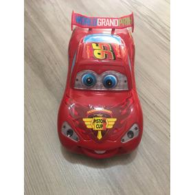 Carrinho Carro Relâmpago Mcqueen Do Desenho Carros Da Pixar