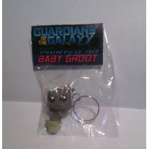 Llavero Baby Groot Maceta Guardianes De La Galaxia 1