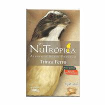 Ração Nutrópica Trinca-ferro Natural 300gr - Super Premium