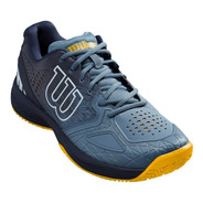 Zapatillas Tenis Padel Wilson Kaos Comp 2.0 Importada Hombre