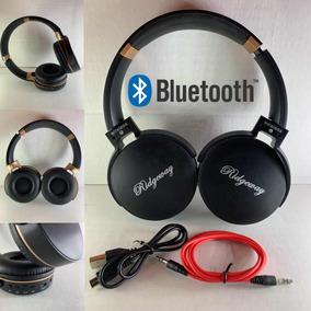 Audífonos Bluetooth Diadema Recargables 3.5 Aux Micro Sd