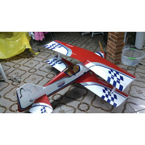 Pitts Pyton Aeroworks 50cc. Estudo Trocas
