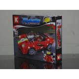 Blocos De Montar Racer Racing Car 68011 Carro Corrida 181pcs