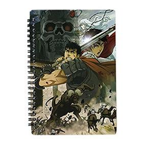 Great Eastern Entertainment Berserk Movie Notebook