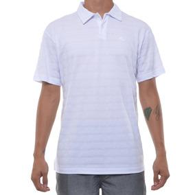 Camiseta Quiksilver Polo Textura Listpo