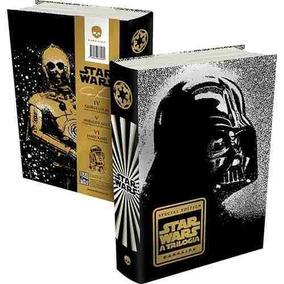 Livro Star Wars A Trilogia -special Edition Original Lacrado