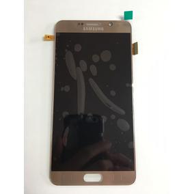 Pantalla Samsung Note 5 Gold