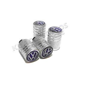 Set Tapas Para Válvula De Llanta Volkswagen, Vento, Jetta