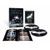 The Dark Knight Rises Blu Ray Steelbook Estuche Metal Batman