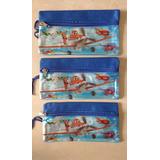 Cartucheras Souvenirs Aviones Pack X 10 Unid