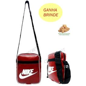 Bolsa Carteiro Modelo Nike Unisex Small Pronta Entrega Moda