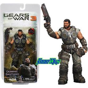 Gears Of War 3 Dominic Santiago Neca Delta Squad Marcus Cole