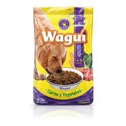 Alimento Perro  Wagui Adultos 3 Kilos