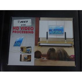 Hd Video Processing Conversor Hdmi