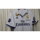 Camiseta Real Madrid Final Cardiff Version Jugador