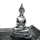 Mini Jardín Zen Estatuilla Buda Porta Vela 63084/ Fernapet