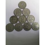 Monedas De Lochas 12.5 Centimos De 1945 1948 Y 1958