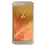 Celular Libre Samsung J4 Dorado