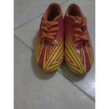 Zapatillas Golty Color: Rojo,amarillo, Naranja