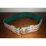 Antiguo Cinturón De Carabineros (años 80 Talla S)