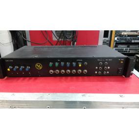 Amplimix Caseiro Audio Design 9 Entradas Antigo