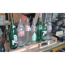 Antigua Botella De Gaseosa - Coleccionistas O Decoracion