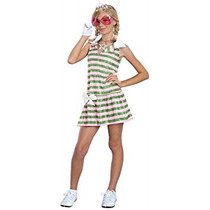Disfraz Para Niña High School Musical Sharpay Vestuario Gol