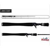 Vara Pesca Carbono Sumax Java Cast Carretilha 1,80 Mt 6-12lb