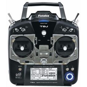 Rádio Transmissor Futaba T8j Receptor 8j Canal Avião Drone