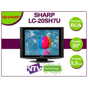 Televisor Lcd Sharp Lc-20sh7u 20