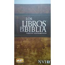 Los Libros De La Biblia Nuevo Testamento Biblia Espanhol Nvi