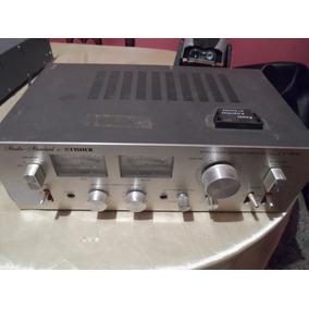 Amplificador Fisher Modelo Ca-2020, 160w