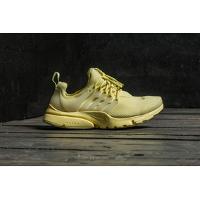 Nike Air Presto Ultra Br Yellow Lemon Dama Envío Gratis