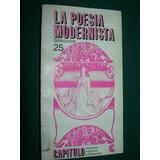 Libro Biblioteca Ceal La Poesia Modernista Seleccion G. Aras