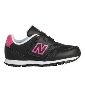 Tênis New Balance 377 Infantil Preto