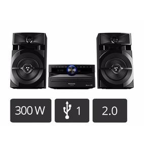 Mini Componente 300w Panasonic Sc-akx100 Bluetooth Usb Cd