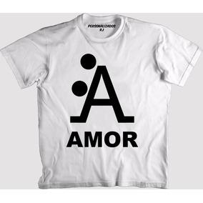 Sexo Grátis Amor A Combinar Camiseta Personalizada Camisetas
