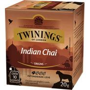 Chá Twinings Indian Chai 10 Sachês