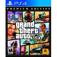 Gta 5 - Grand Theft Auto V Premium Edition / Mipowerdestiny