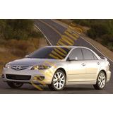 Manual De Taller - Reparacion Servicio Mazda 6 2002 - 2007 *