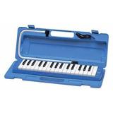 Pianica Melódica Yamaha 32 Teclas P32d Azul