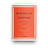 Burgmuller - 25 Estudos Faceis E Progressivos Op. 100