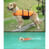 Chalecos Salvavidas Para Perros Tamaño L